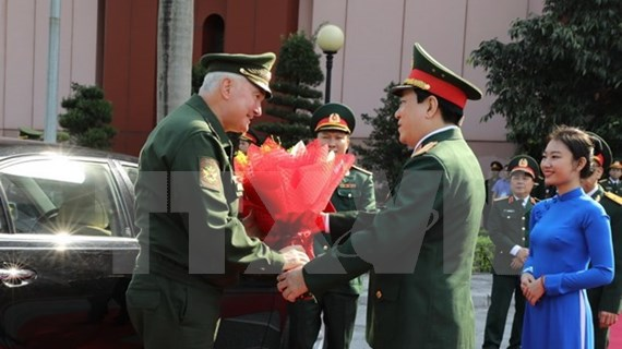 Vietnam, Russia strengthen defence cooperation