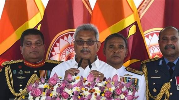 Congratulations to new President of Sri Lanka