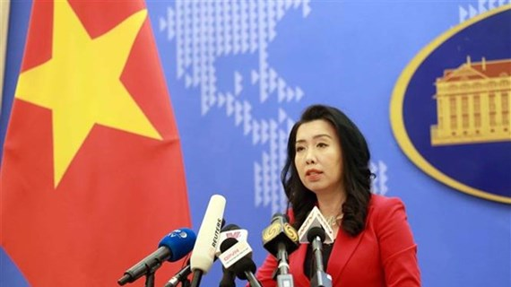 Vietnam, US look to further defence ties: spokesperson