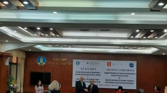 Denmark supports Vietnam in managing food safety