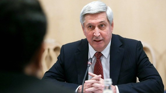 Top legislator's visit hoped to further boost Vietnam-Russia ties