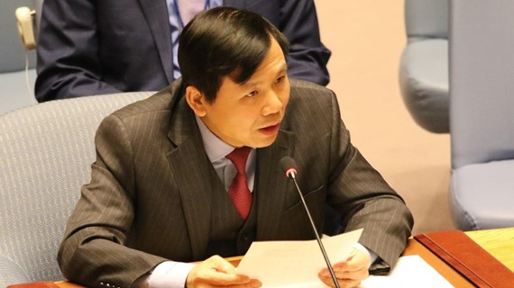 Vietnam share experience in building peacekeeping partnerships