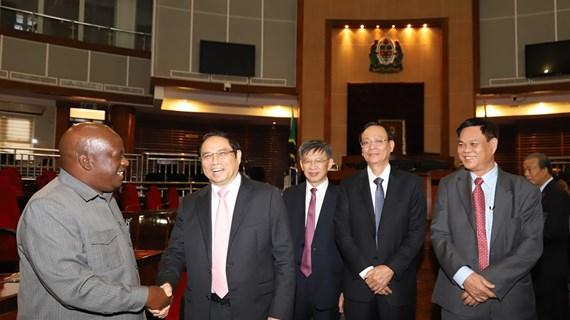 Vietnam, Tanzania aim to forge cooperation across spheres