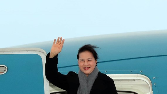Top legislator's visit to lift Vietnam-Russia parliamentary ties