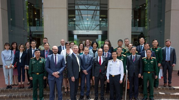 Vietnam, Australia hold 7th diplomatic – defence strategic dialogue