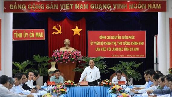 Ca Mau should develop more hi-tech business models: PM