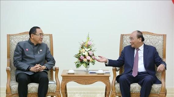Prime Minister receives Thai Ambassador