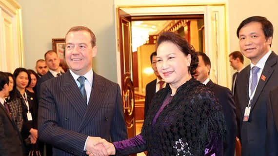 NA leader's visits give strong boost to ties with Russia, Belarus