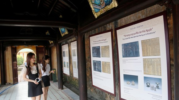 Hue holds exhibition on Lunar New Year under Nguyen Dynasty