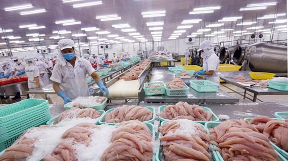 Vietnam aims for 9 bln USD worth of fishery exports in 2020