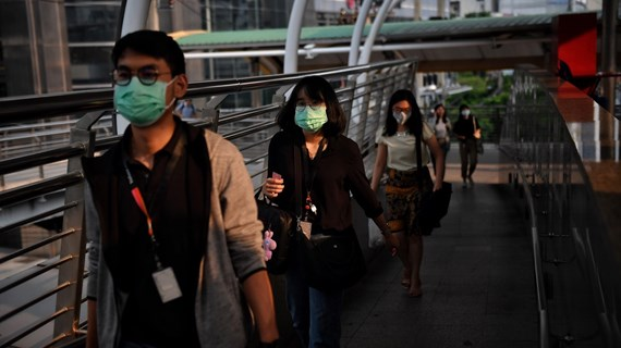 Thailand announces measures against smog