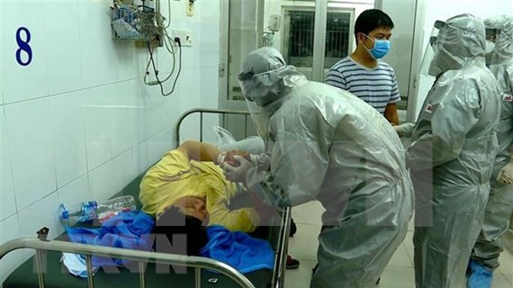 Vietnam reports first novel coronavirus infection cases