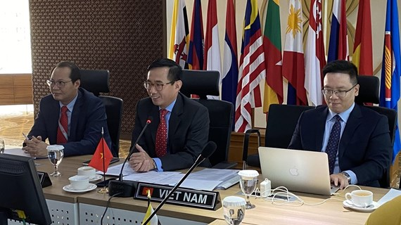 ASEAN 2020: Vietnam chairs first meeting of ACCC in 2020