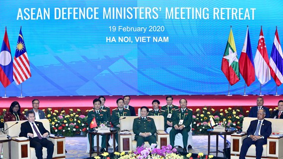 ASEAN's responsiveness to non-traditional security challenges