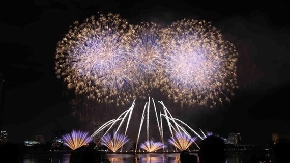COVID-19 forces Da Nang International Fireworks Festival cancellation