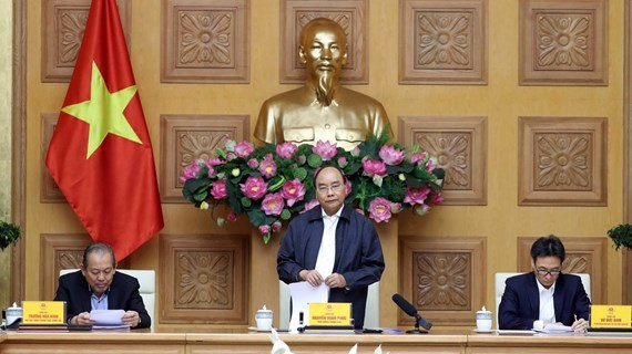 PM urges strict concentrated quarantine to prevent COVID-19
