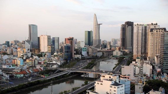 Vietnam's first-quarter GDP growth hits decade low