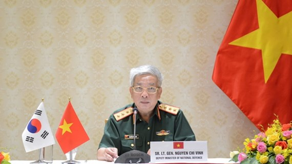 Vietnam expands defence cooperation with RoK, India