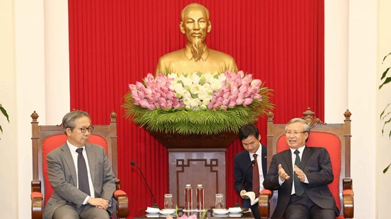 Vietnam, Japan intensify extensive strategic partnership in new context