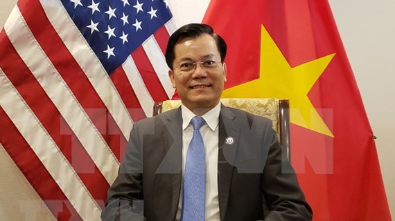 Vietnam-US relations at level no one could imagine 25 years ago: Ambassador