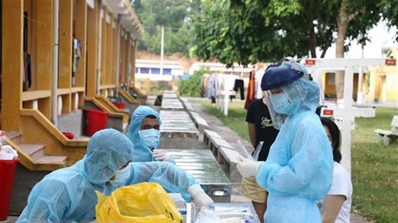 Vietnam reports one new imported COVID-19 cases on July 11 morning