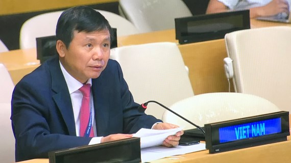 Vietnam reaffirms support for peace deal implementation in Colombia