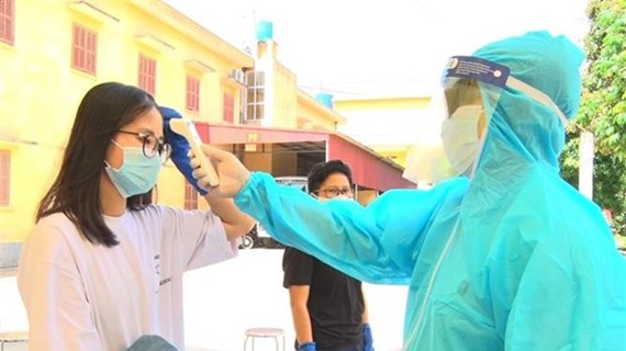 Vietnam reports no COVID-19 infections in community for three months
