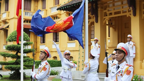 ASEAN FMs' statement on maintaining peace and stability in Southeast Asia