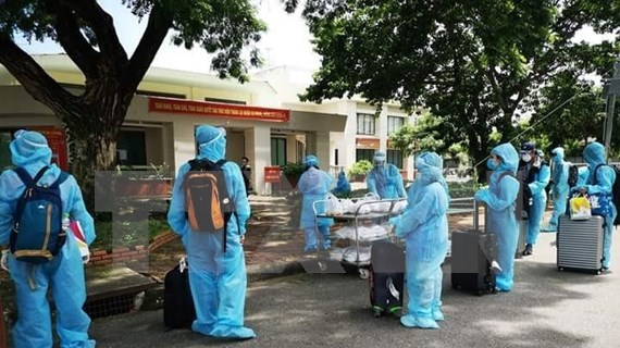 Vietnam reports one new imported case, another COVID-19 death