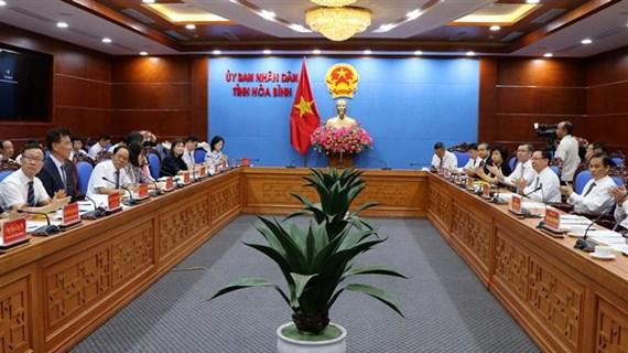 Hoa Binh woos RoK businesses