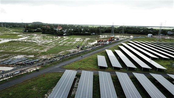 Vietnam steps up clean energy development: report