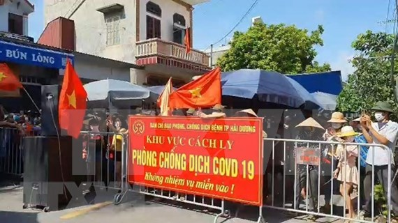 Vietnam records no new COVID-19 cases on September 18 morning