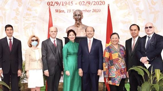 Austrian commerce official impressed by Vietnam's development
