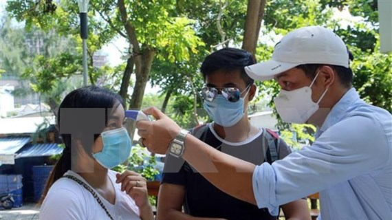 Vietnam goes through 25 consecutive days without community infections