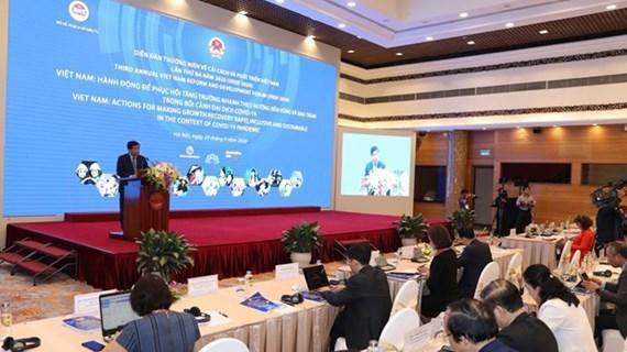 Vietnam Reform and Development Forum 2020 opens