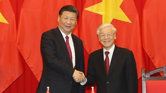 Vietnam extends congratulations to China on 71st National Day