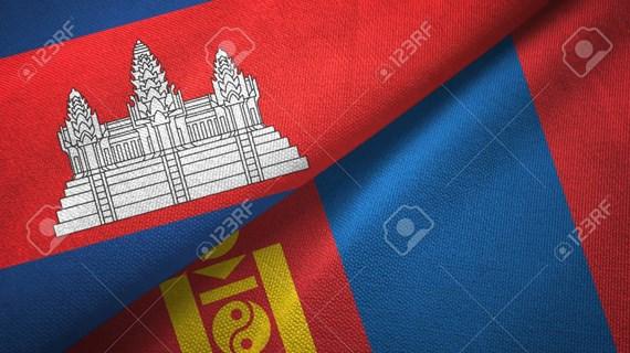 Cambodia launches FTA negotiation with Mongolia