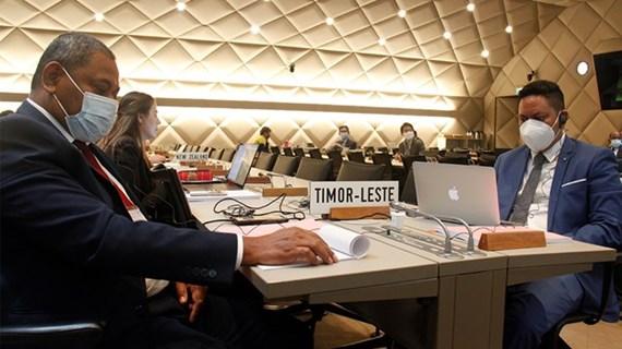 Timor Leste starts negotiations for joining WTO