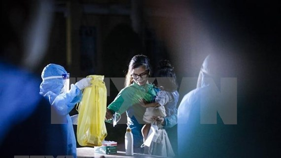 Vietnam records eight imported COVID-19 cases on October 25 evening