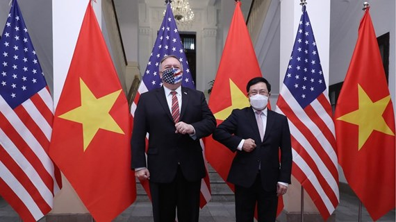 Vietnam values comprehensive partnership with US: Deputy PM