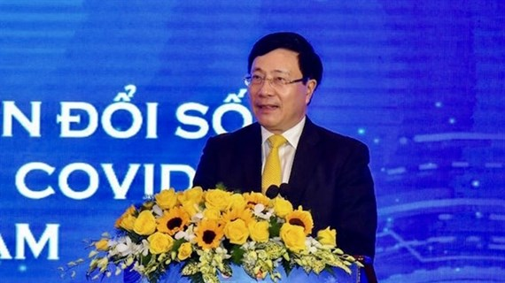Human resources key to success in digital transformation: Deputy PM