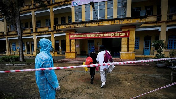 Vietnam records no new COVID-19 cases on Nov. 1 morning