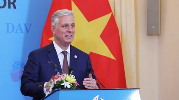 US wants to promote comprehensive partnership with Vietnam: Official