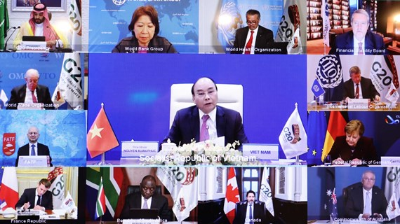 PM Phuc: Efforts needed to build sustainable, inclusive, resilient future