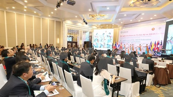 ASEAN Federation of Engineering Organisations convenes 38th conference