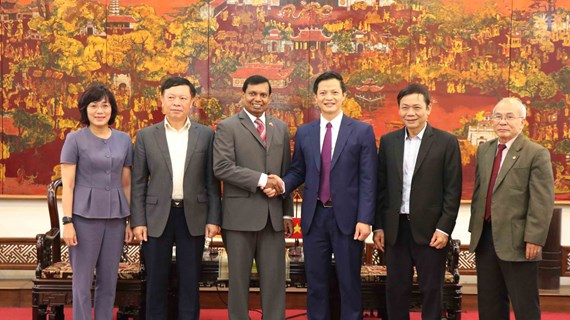 Bac Ninh invites investment projects from Sri Lanka