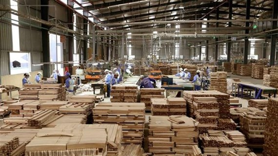 Wood sector confident of achieving export target of 13 billion USD