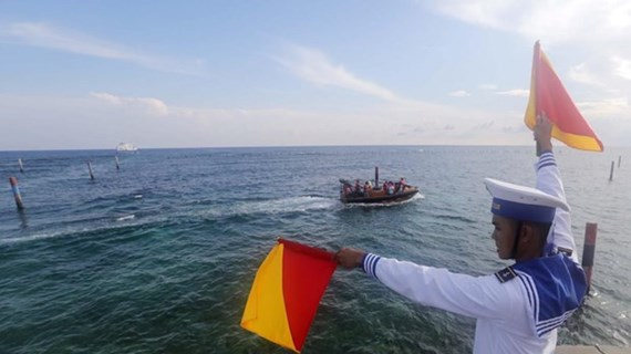 Vietnam demands China respect Vietnam's sovereignty on East Sea