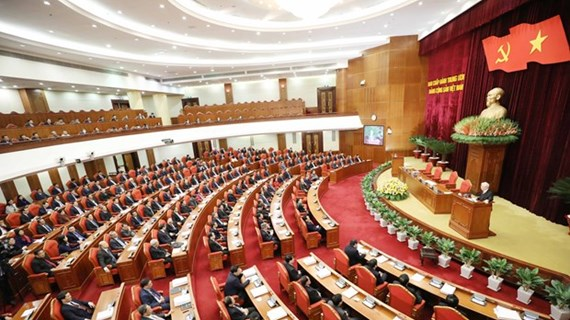 Party Central Committee convenes 15th plenum