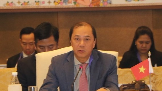 ASEAN senior officials discuss preparations for AMM Retreat